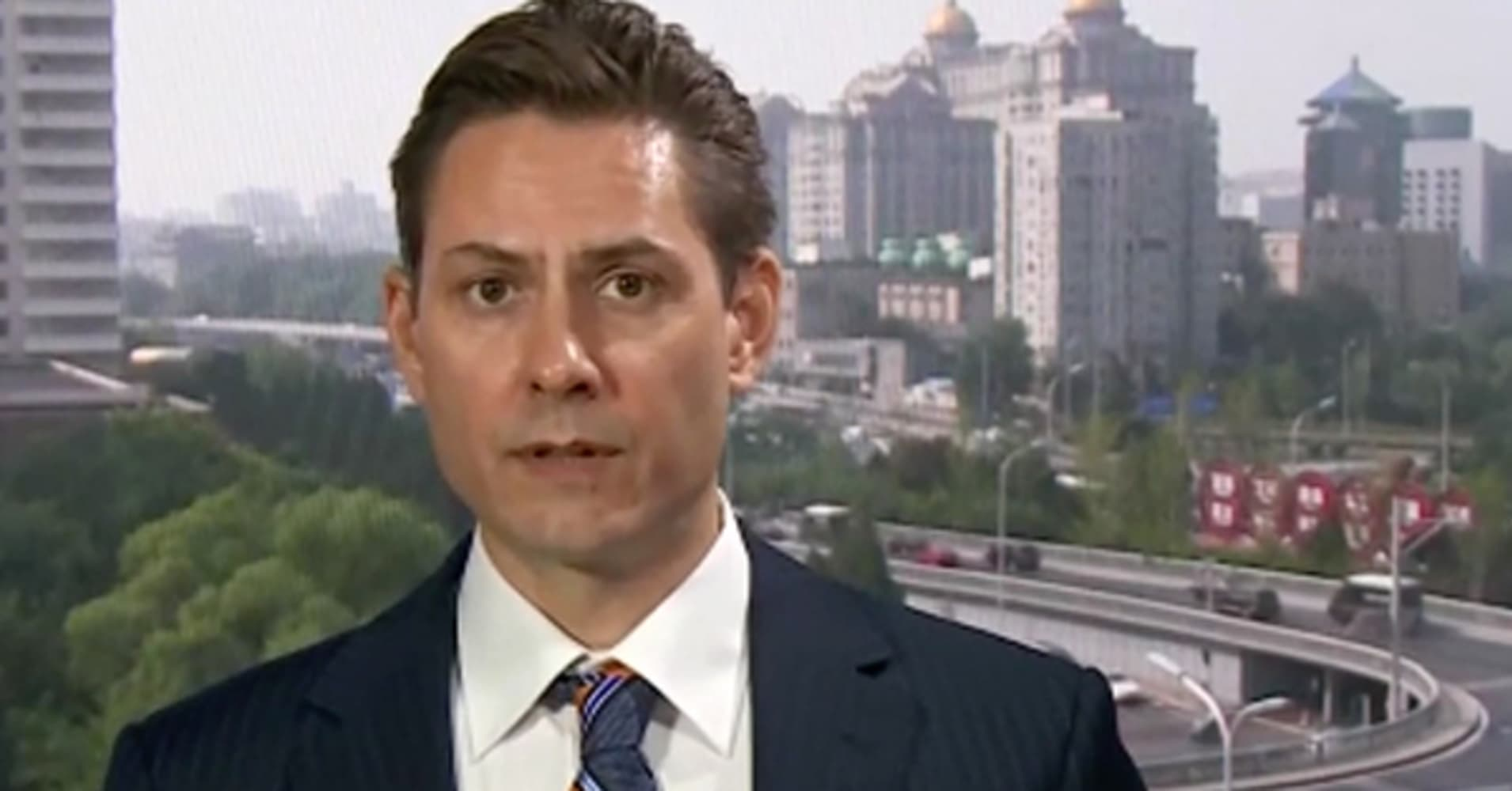 Former Canadian diplomat detained in China