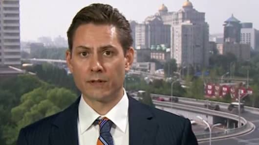 Michael Kovrig, International Crisis Group
