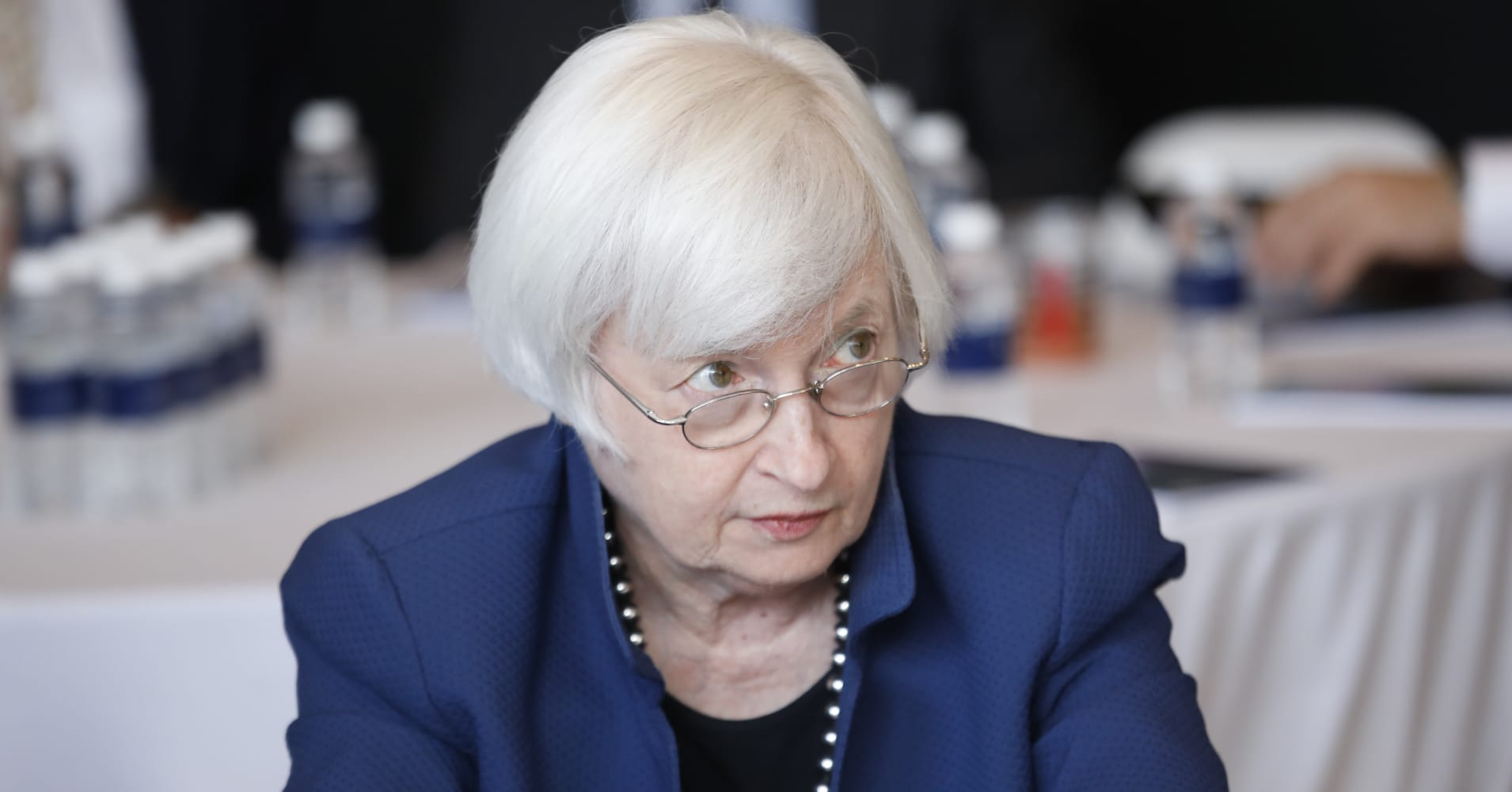 Yellen warns of another potential financial crisis: 'Gigantic holes in the system'