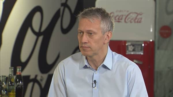 Watch the full interview with Coca-Cola CEO and incoming Chairman James Quincey
