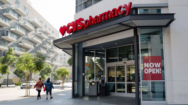 CVS wasn't always a drugstore. Now it wants to revolutionize health care.