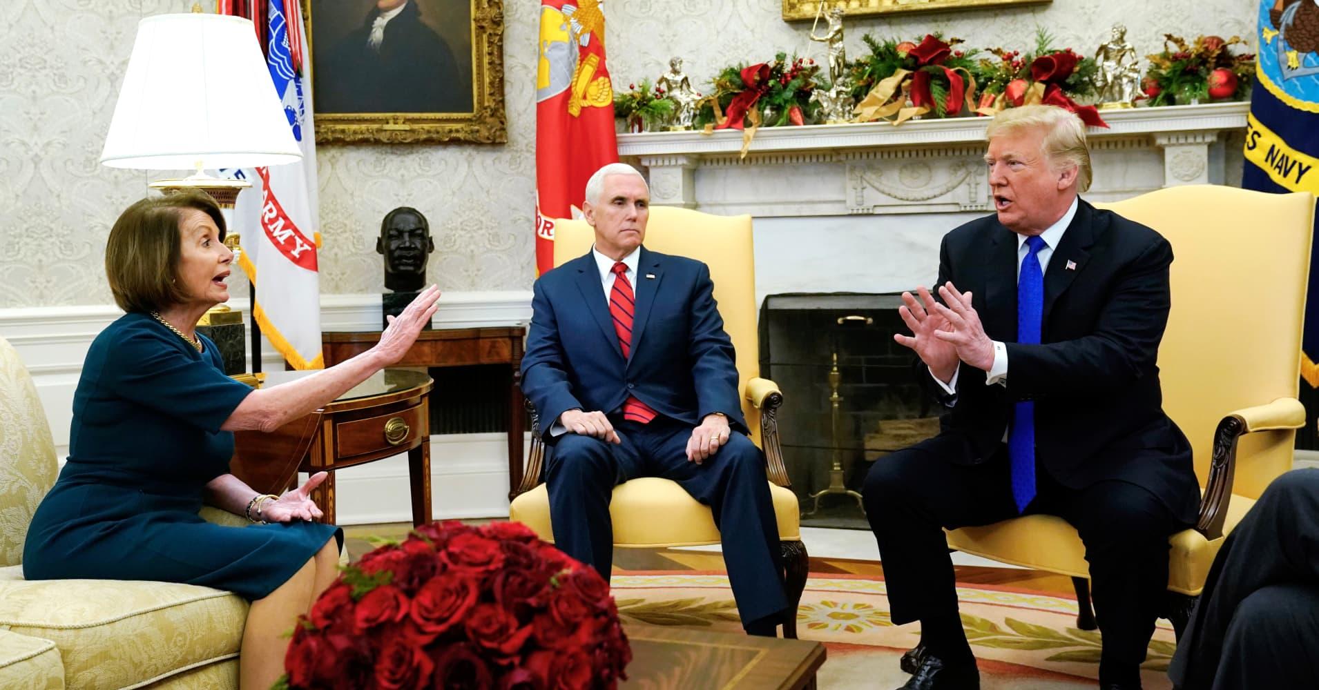 The No. 1 negotiation lesson Trump's border talks teach
