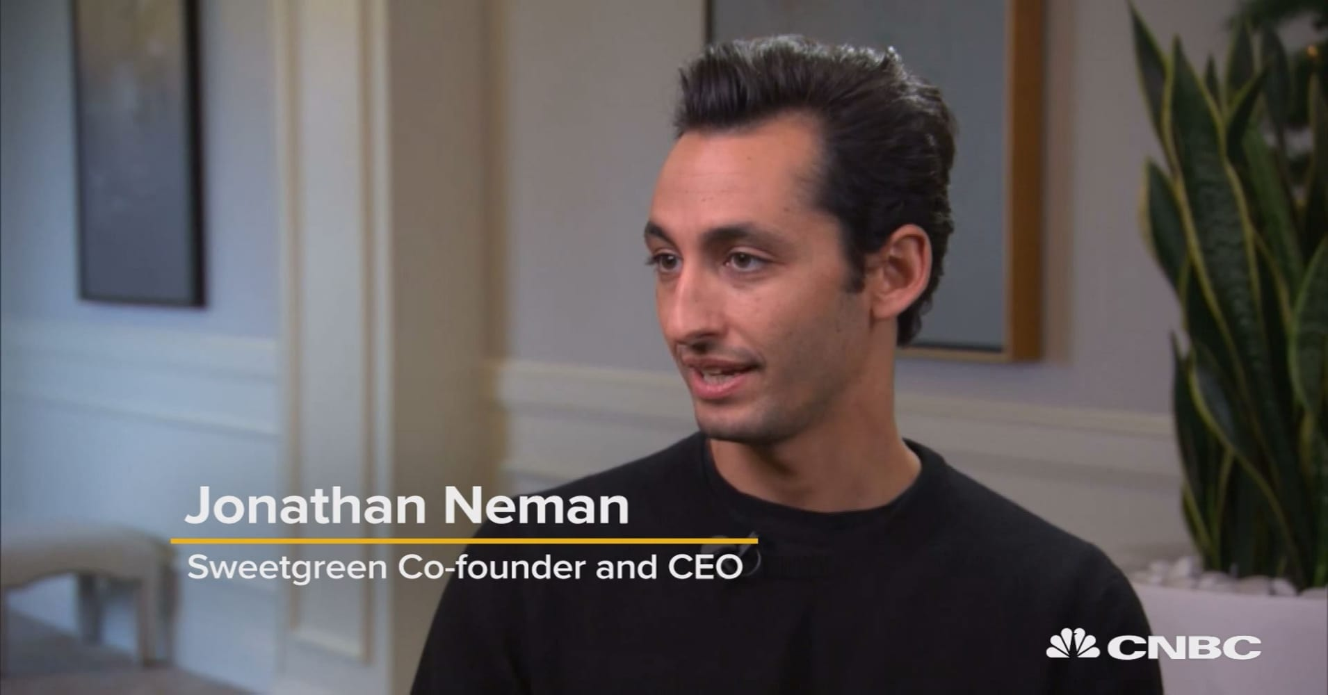 Salad chain Sweetgreen wants to evolve into a food platform, co-founder tells CNBC