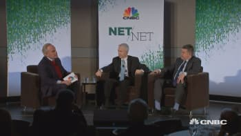 J&J CFO Joe Wolk at Net/Net on