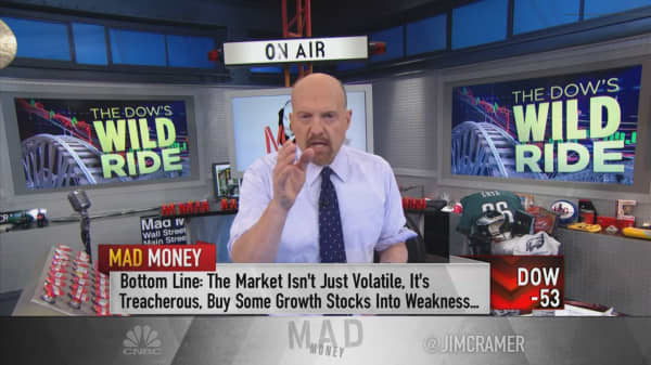 Cramer: Pick stocks with long-term growth stories