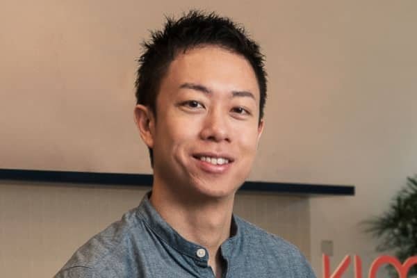 Eric Gnock Fah, co-founder and chief operations officer of travel platform Klook.