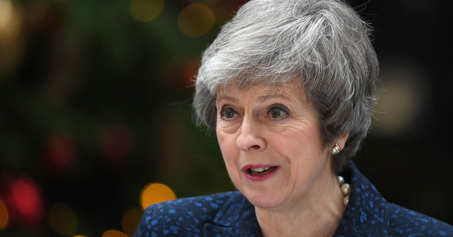 May says if Brexit deal is rejected, UK will be in uncharted territory