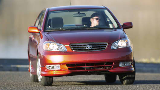 2003-2006 Toyota Corolla
