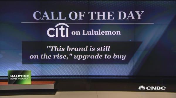 Citigroup: Buy Lululemon