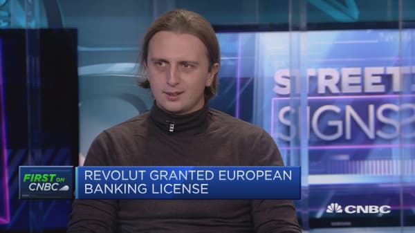 Revolut CEO: SoftBank tie-up may happen in the future