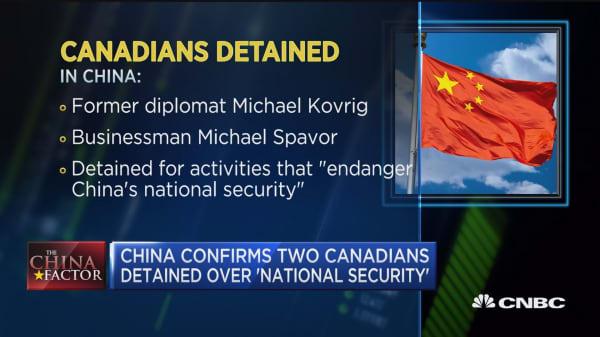 China works to keep US trade talks on track amid international tensions