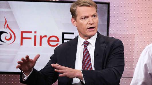 Kevin Mandia, CEO, FireEye