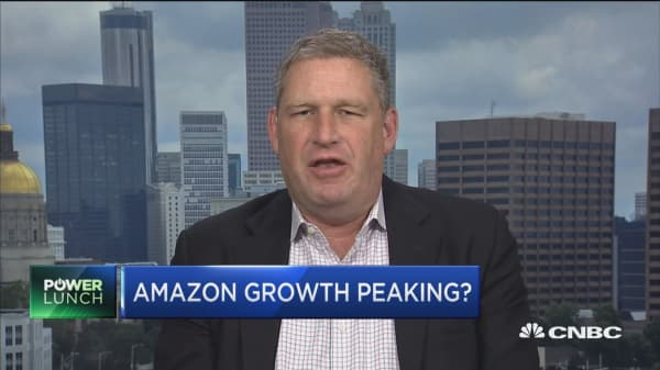 Amazon's 'frictionless' ecosystem is what's driving growth, says expert