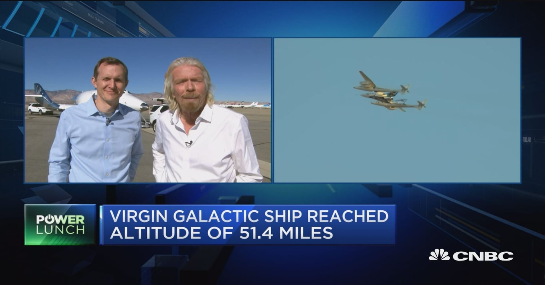 Watch CNBC's full interview with Virgin Group founder Sir Richard Branson