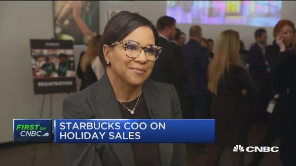 Innovative beverages drive bottom line: Starbucks COO
