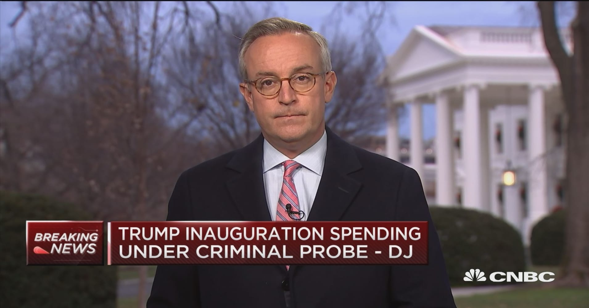 Trump inauguration spending reportedly under criminal investigation by federal prosecutors