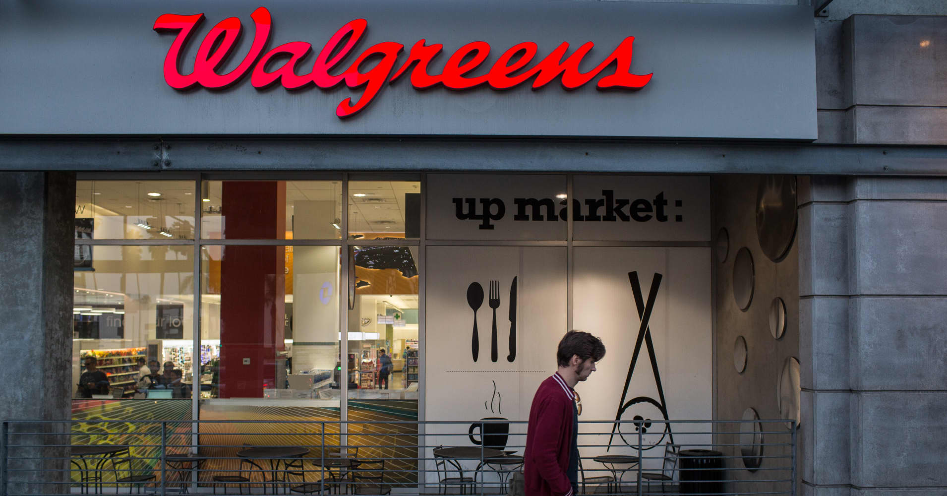Goldman downgrades Walgreens' stock to rare 'sell,' shares fall