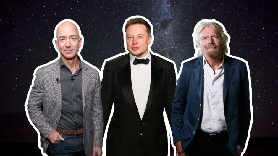ISS Commander: Bezos will have a bigger impact on space than Branson or Musk