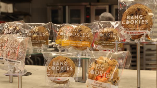 This cookie company used a NSFW name to get noticed: Here's why it worked