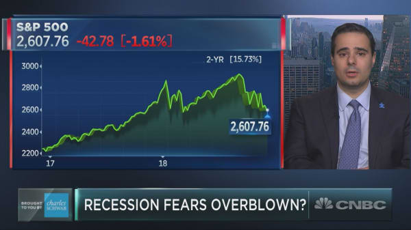 Image result for Recession fears are overblown, and stocks will break out to new highs next year: Federated