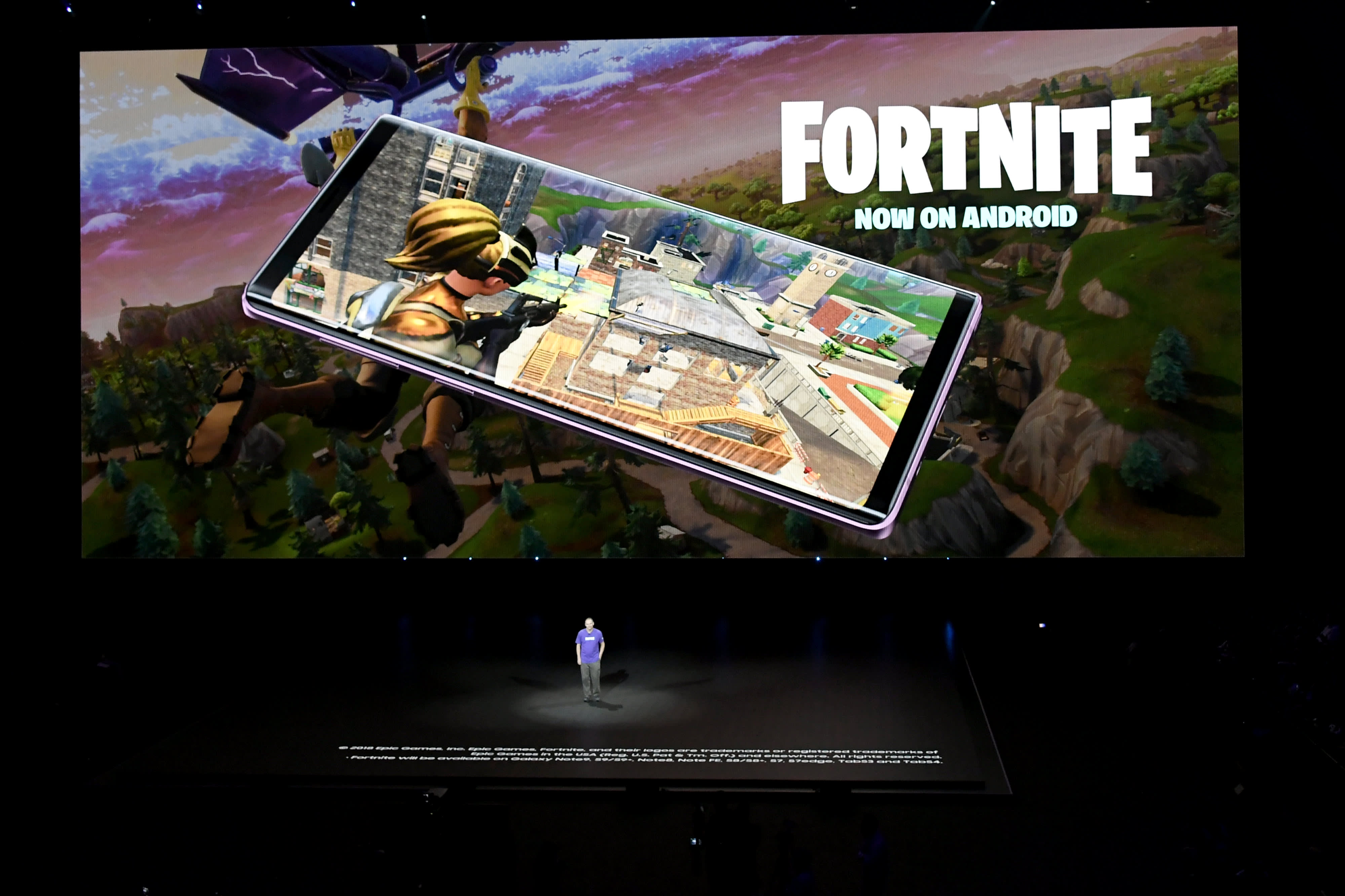 The Real Reason Epic Landed A  Billion Valuation Is Not Fortnites Viral Video Game Success