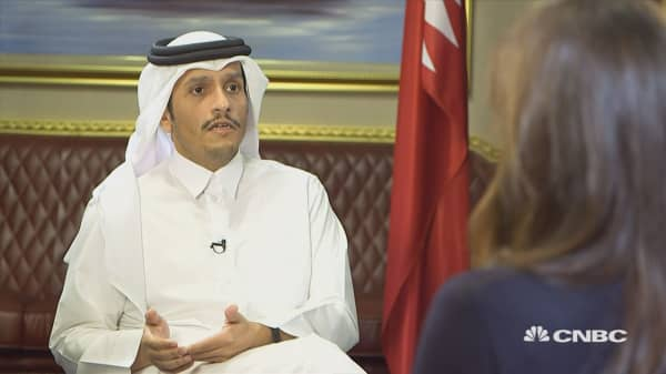 Qatar foreign minister: Disagree with some Saudi policies