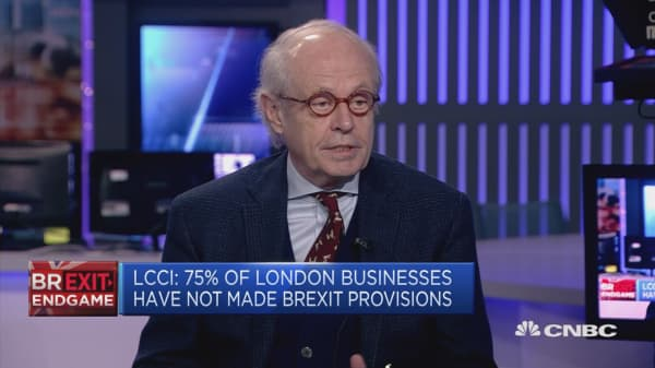 UK politicians must agree a Brexit plan to provide certainty: LCCI CEO