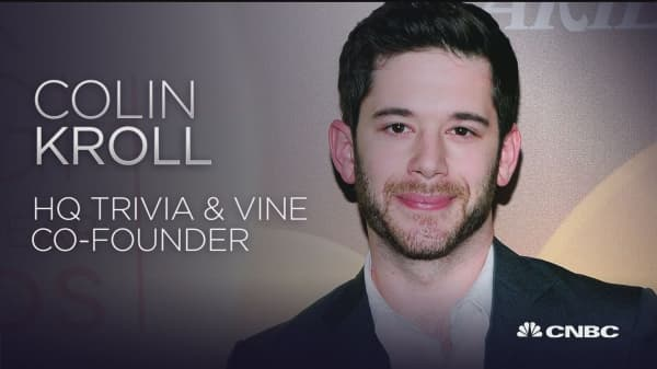Vine, HQ Trivia co-creator Colin Kroll found dead