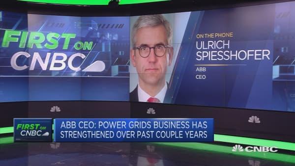 ABB CEO: Focused on digital industries