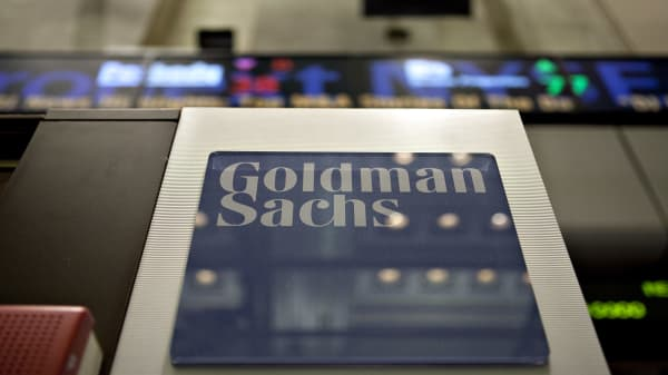 Goldman shares take a hit after Malaysian criminal charges