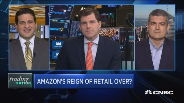Amazon fine for long-term, needs time to stabilize: Analyst