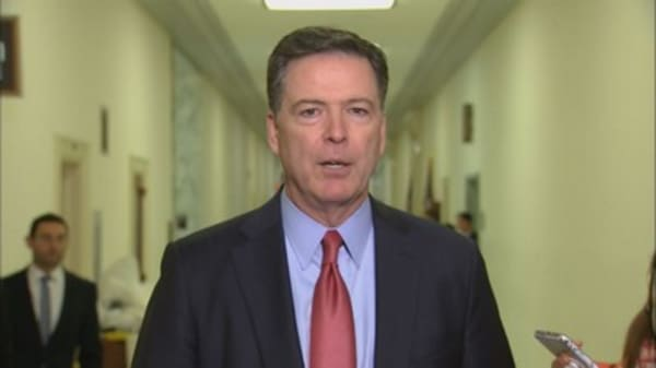 Former FBI Director James Comey slams Republicans
