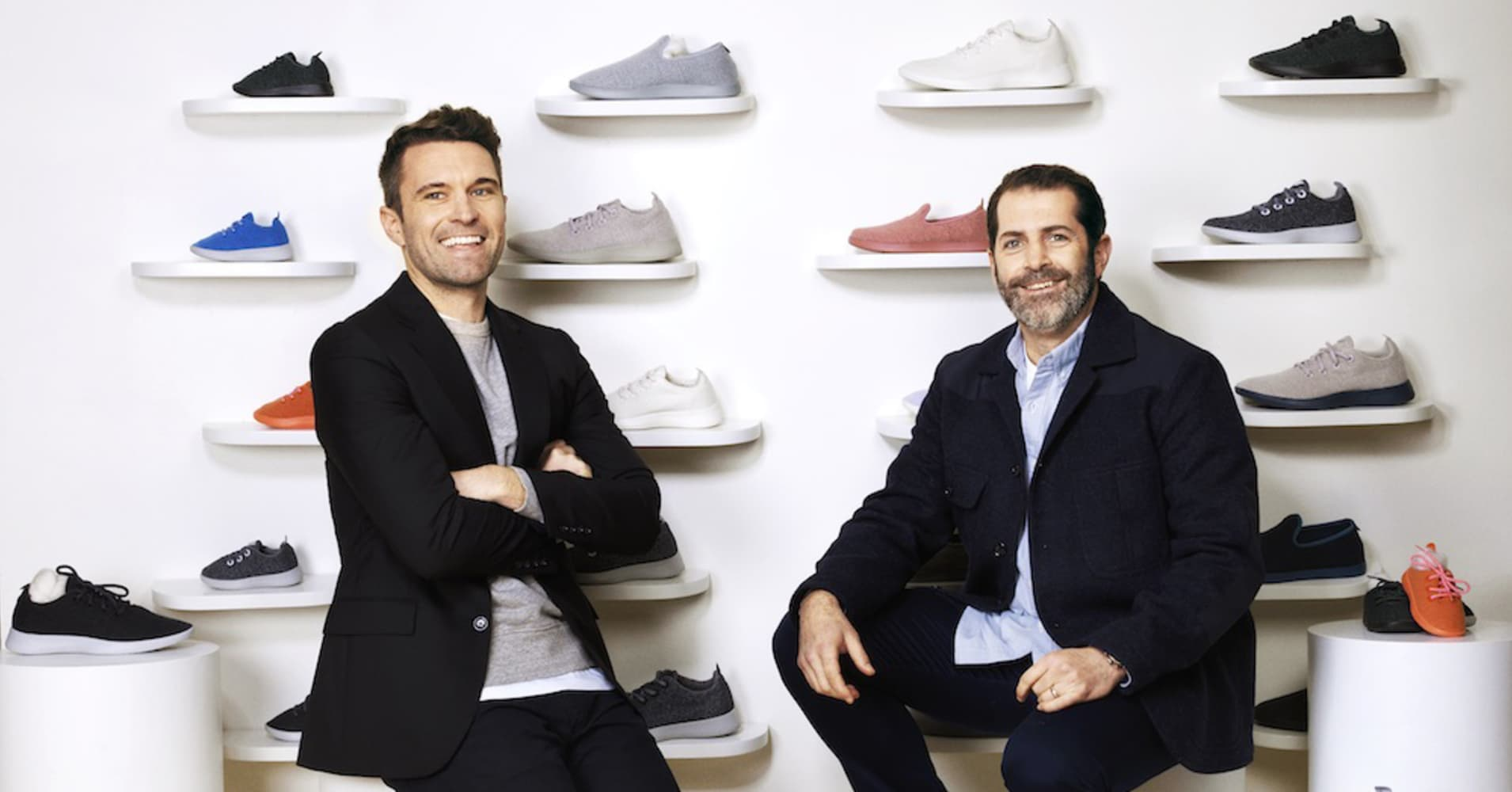 How Allbirds went from Silicon Valley fashion staple to a $1.4 billion sneaker start-up