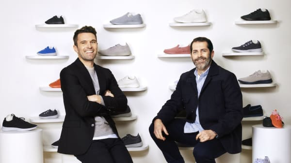 How Allbirds became a $1.4 billion sneaker startup