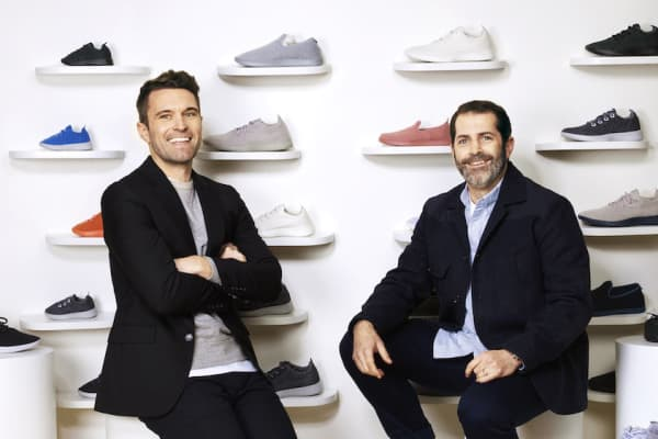 ca4d27e01da Allbirds went from Silicon Valley staple to  1.4 billion shoe startup