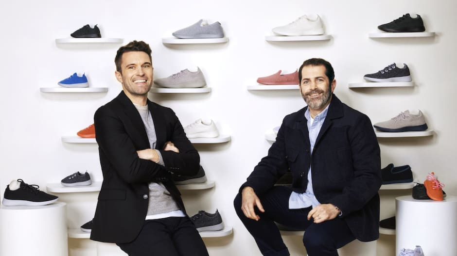b64da316c297b Allbirds went from Silicon Valley staple to  1.4 billion shoe startup