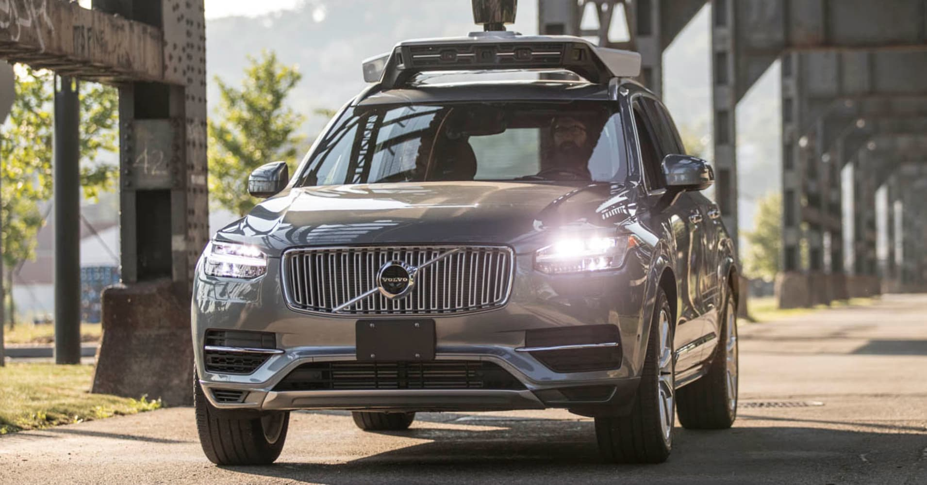 Uber's self-driving cars are back on the road, nine months after a fatal accident