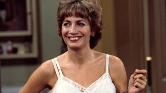 """Penny Marshall in """"Laverne and Shirley."""""""