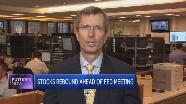 Stock market's dramatic drop won't change Fed's path: Wells Fargo