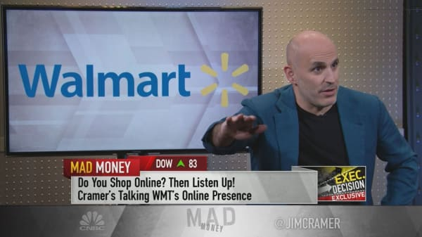 Food delivered into your fridge is the future: Walmart's e-commerce chief