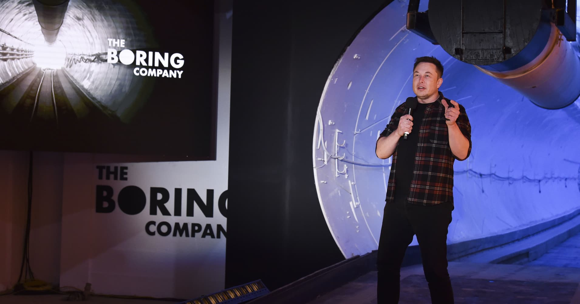 Elon Musk's first Boring Company tunnel has its best chance of coming to Las Vegas first