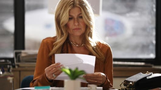DIRTY JOHN -- 'One Shoe' Episode 106 -- Pictured: Connie Britton as Debra Newell -- (Photo by: Jordin Althaus/Bravo/NBCU Photo Bank via Getty Images)