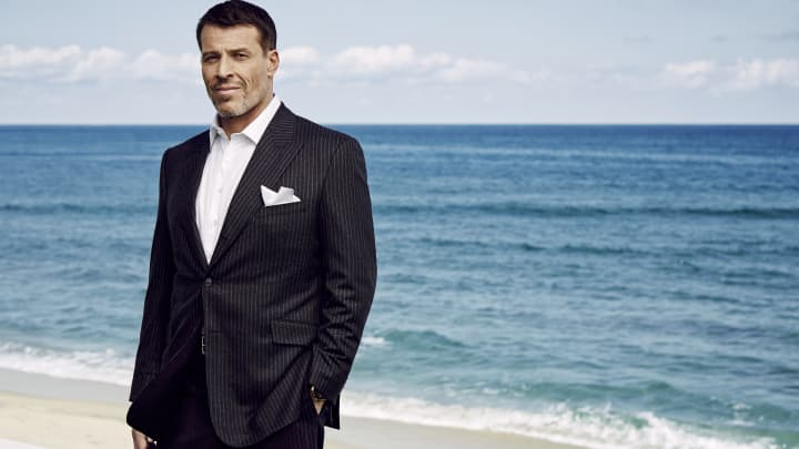 Tony Robbins: Millennials, you have the 2 things you need to retire rich