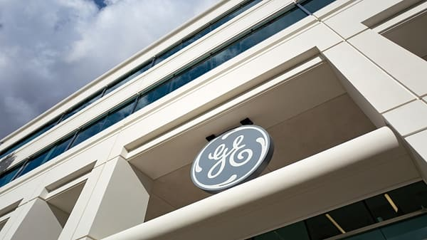 General Electric upgraded to 'buy'