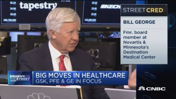 Former Medtronic CEO on Healthcare Changes