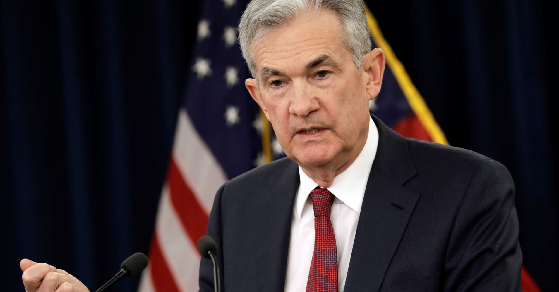 Fed's Powell reveals what he thinks is the biggest challenge over the next decade