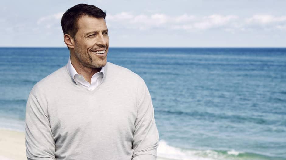 Tony Robbins: My most memorable splurge made my mom cry