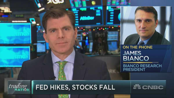 Wall Street worries over too many rate hikes are justified, James Bianco says