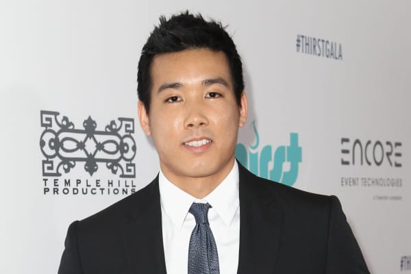YouTube personality Evan Fong attends the 6th Annual Thirst Gala on June 30, 2015.