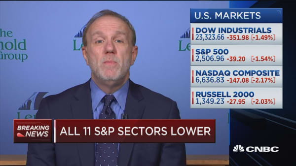 A deeper correction may be needed before markets improve: Jim Paulsen